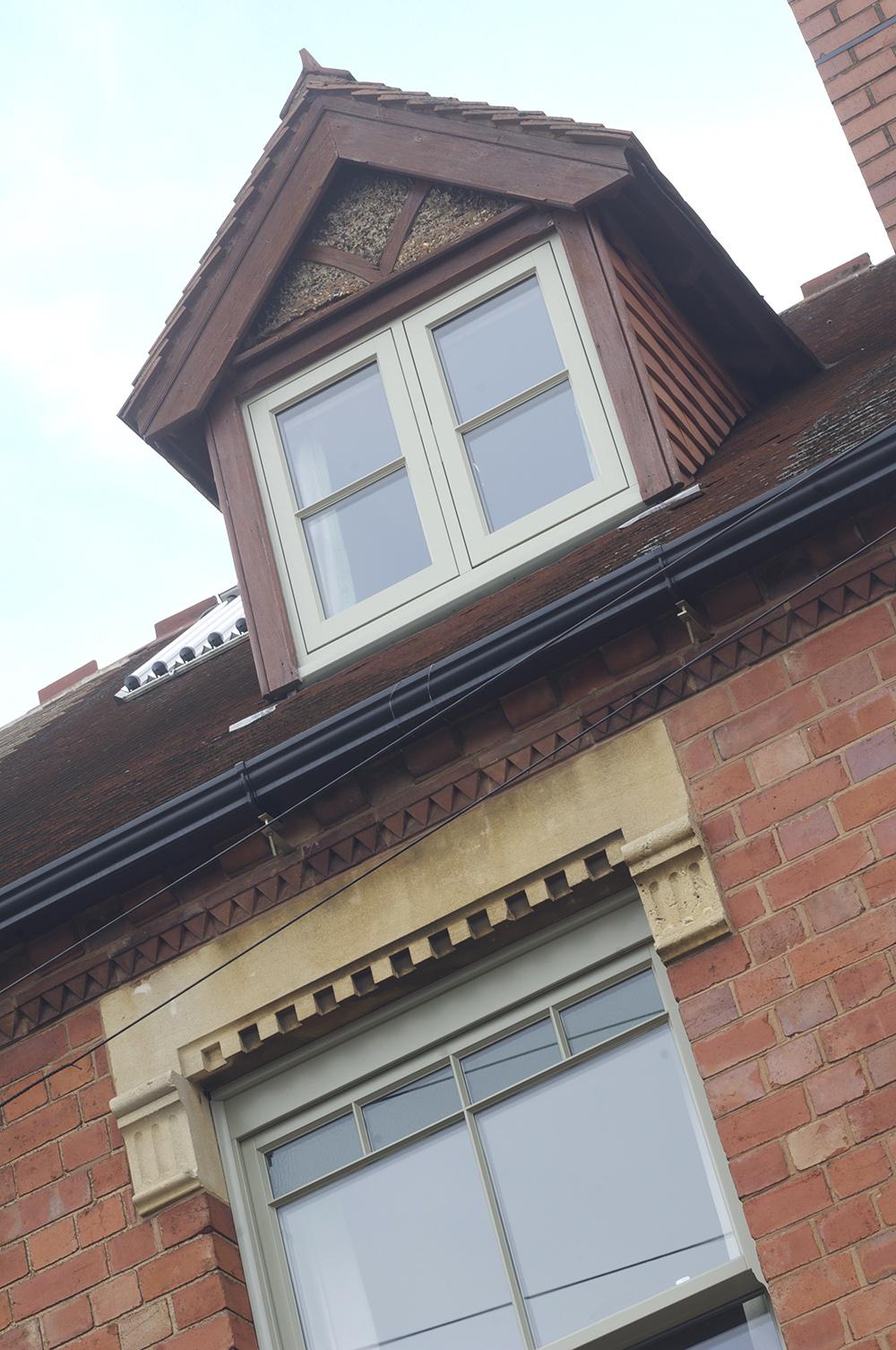 Bewdley casement window loft sash window 1