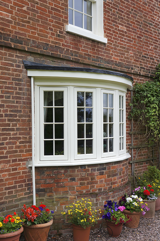 Denton Wolverhampton casement bay window