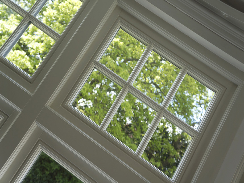 Walsh harborne deco casement window internal view