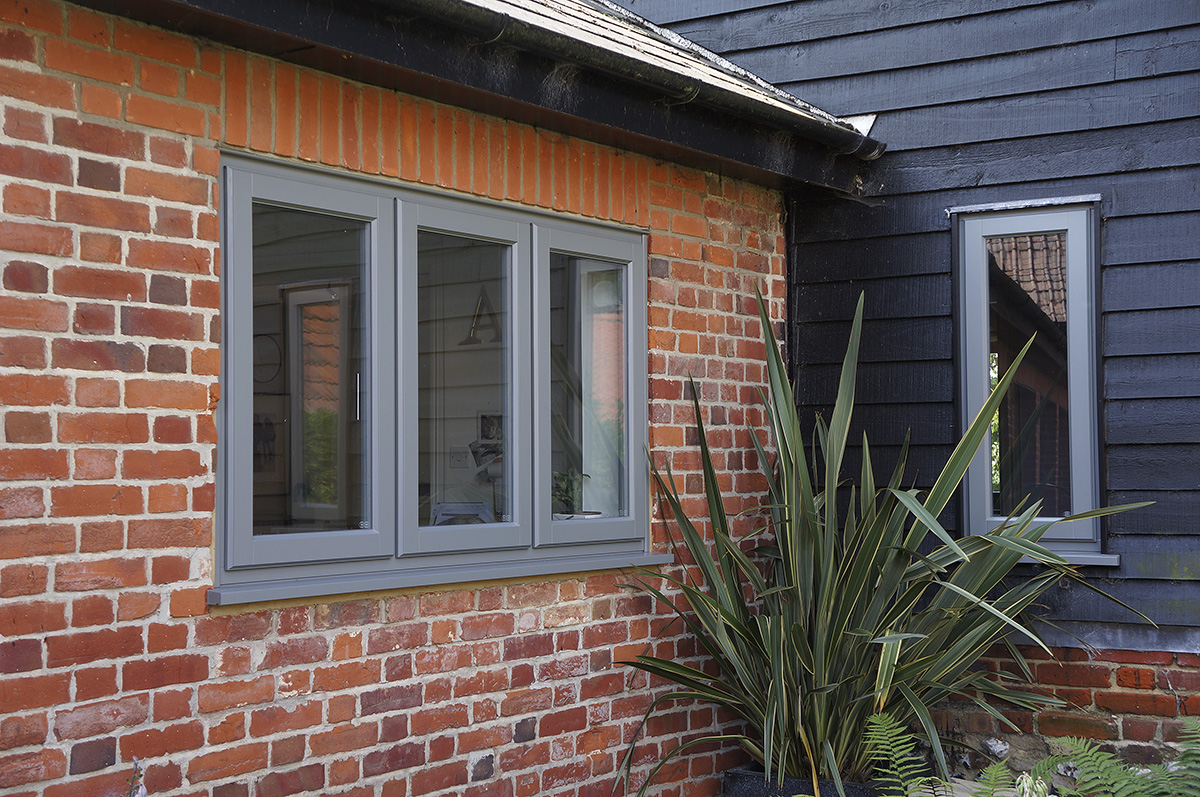 grey lipped storm casement window barn
