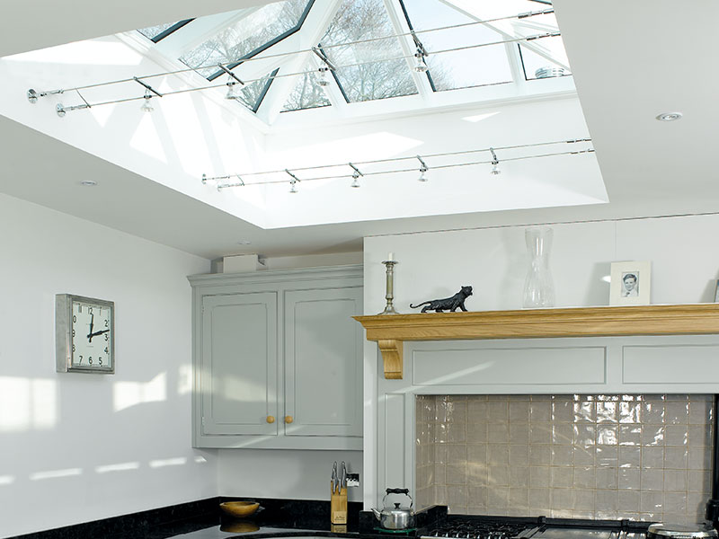 orangery case study kitchen