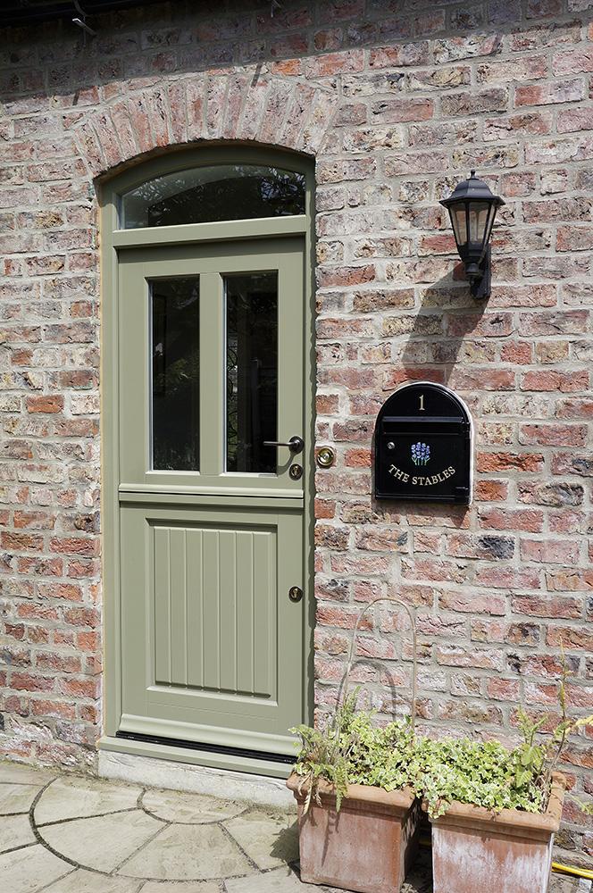 Wooden Timber External Stable Doors Leamington Warwick