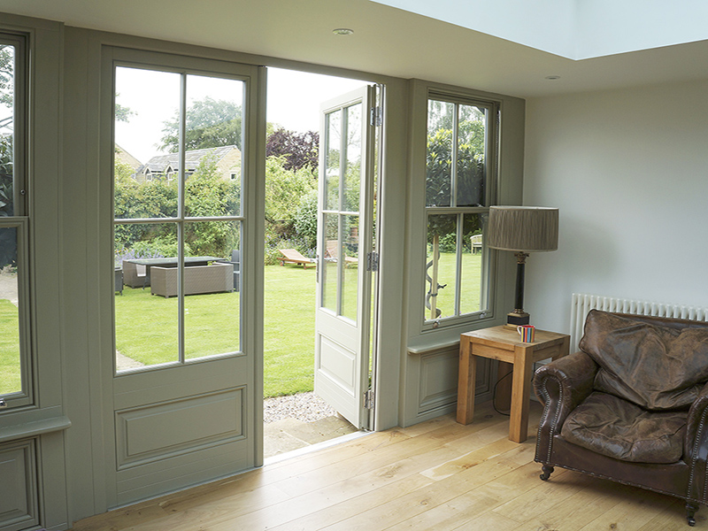 Wooden Timber Internal Amp External French Doors