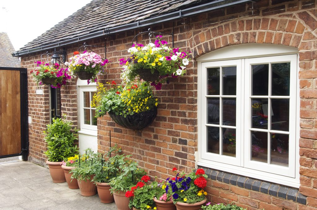 Timber Casement windows Warwickshire