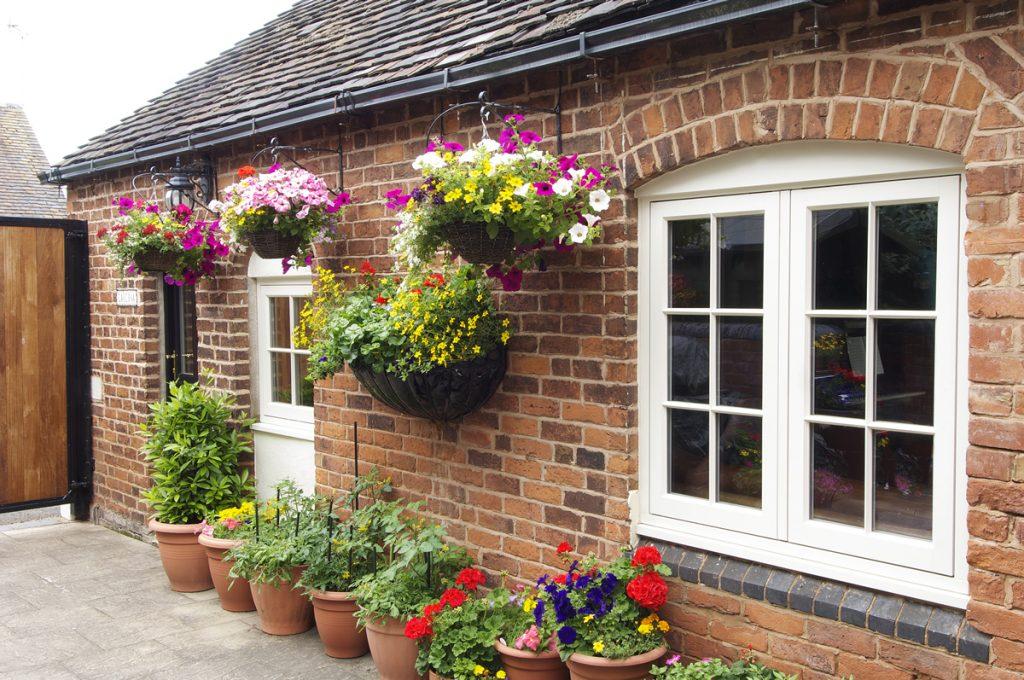 Timber Casement windows Warwickshire